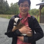 Goat Yoga & Langley Wineries Tour 3